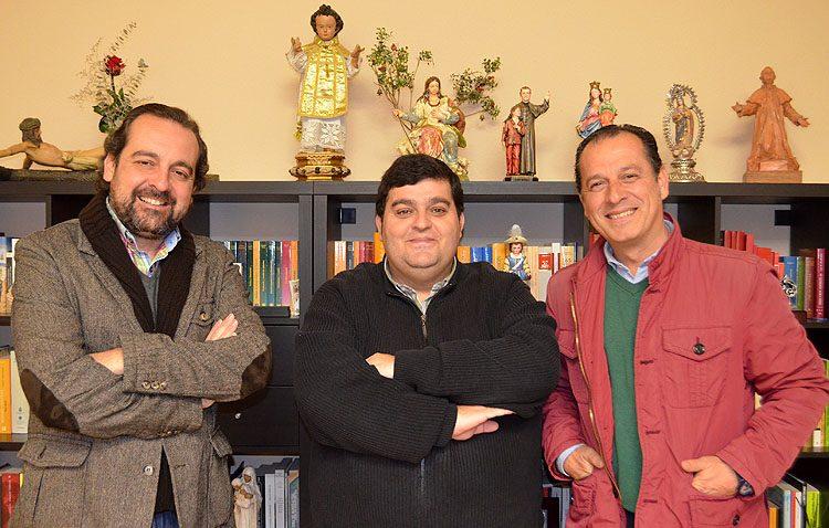 David Gutiérrez y Enrique Casellas: «Miramos la Navidad a través de los ojos de nuestros hijos»