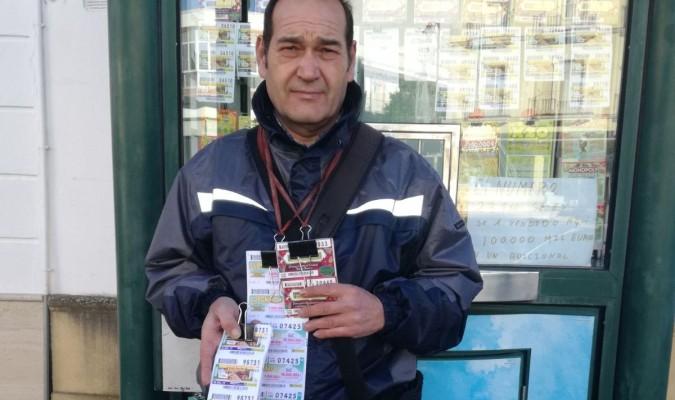 El Cuponazo de la ONCE deja en Utrera un premio de 100.000 euros