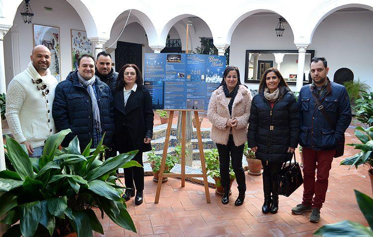 Utrera presenta «su mayor oferta de Navidad que ha tenido nunca» para «situar a la ciudad en el mapa de Andalucía»