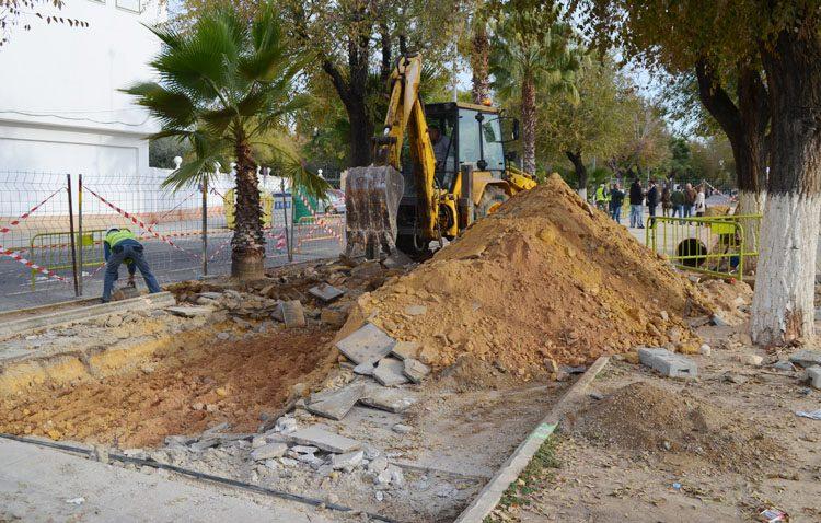 El pleno municipal reclama reformas para el PER en Andalucía