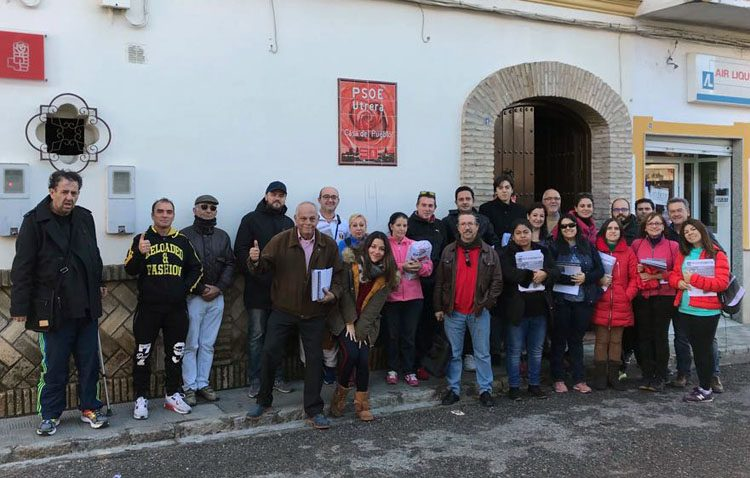 El PSOE edita un boletín sobre la eliminación de las plusvalías y la reapertura del castillo