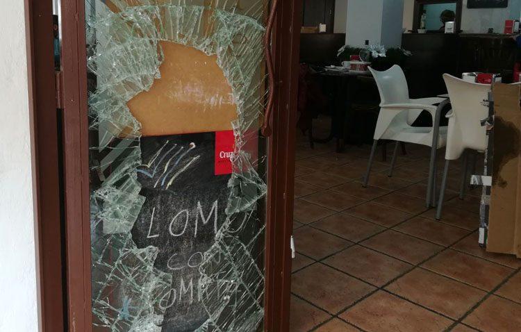 Los comerciantes de Utrera, desesperados ante el aumento de los robos