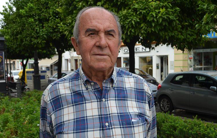 Alfonso Garrido Durán, el primer ditero de Utrera