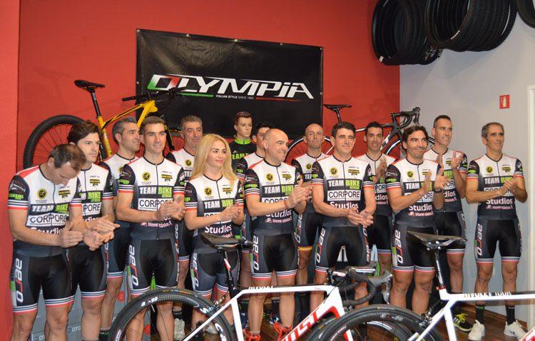 Nace un nuevo equipo ciclista en Utrera