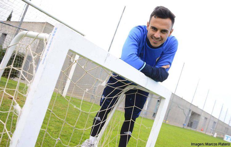 Nápoles y Valencia, interesados en el futbolista utrerano Álvaro García