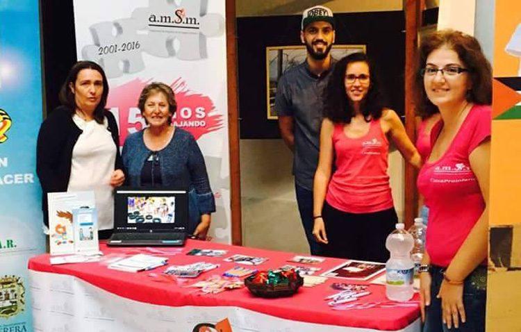 La asociación de mujeres de Santiago, adjudicataria del programa para la inserción laboral de colectivos vulnerables