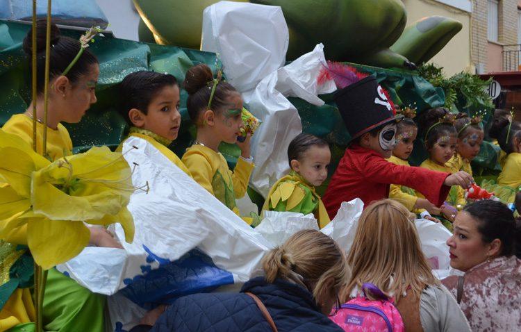 La asociación «Maestro Milla» abre el plazo de inscripciones para las carrozas infantiles de la cabalgata de los Reyes Magos