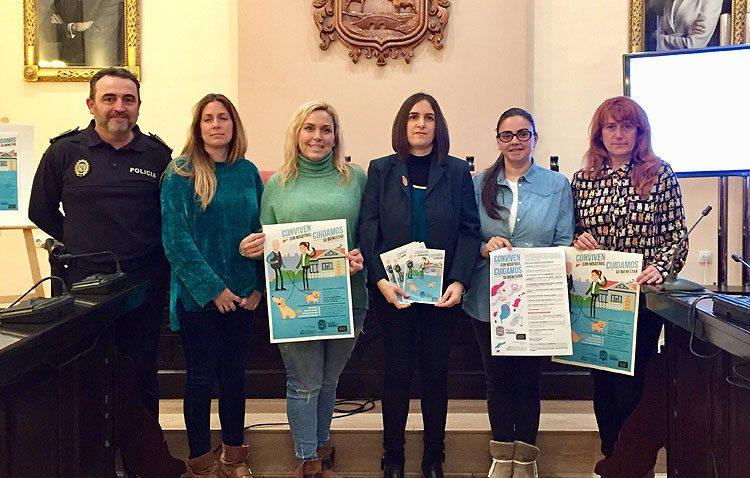 Una campaña municipal para impulsar la protección y el bienestar de los animales en Utrera