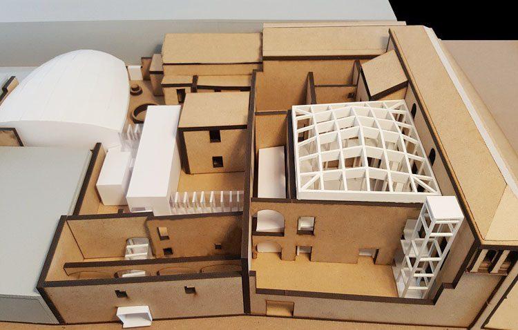 La Casa Surga abrirá sus puertas «en el primer trimestre de 2019»