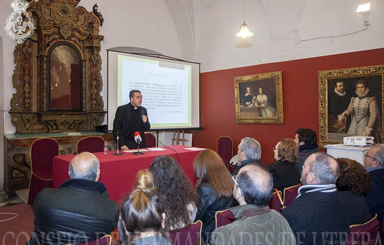El Consejo de Hermandades organiza un curso de formación sobre los sacramentos y la liturgia