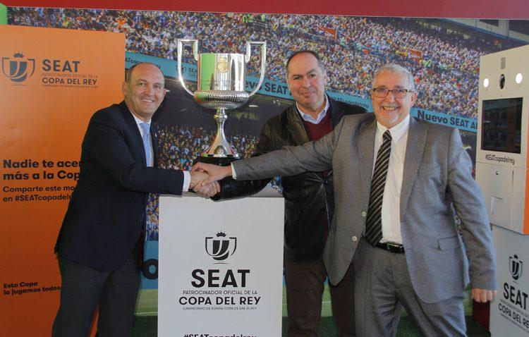 La Copa del Rey, al alcance de la mano gracias a Garrijerson