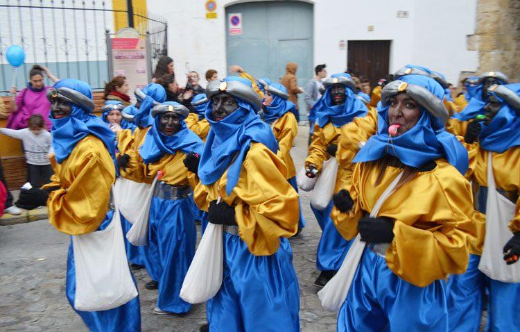 La cabalgata de Reyes de Utrera adelanta su salida a las 4 de la tarde
