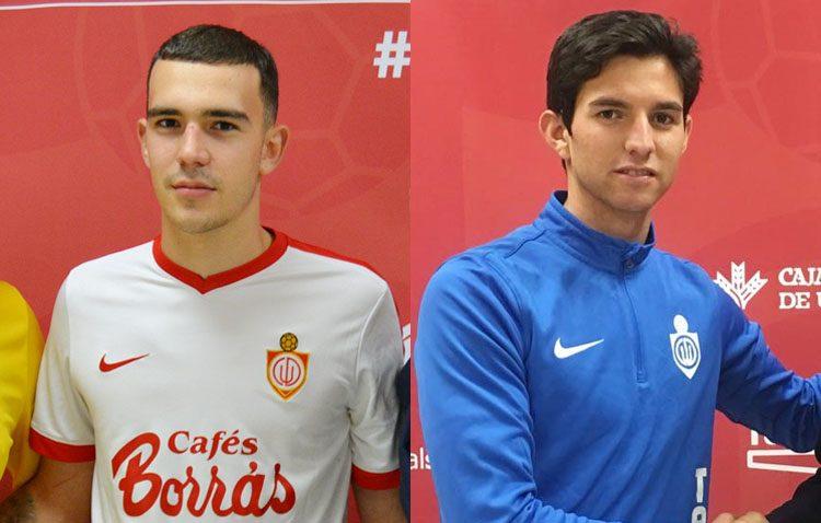 Manu Ruiz y Germán Ruiz terminan su etapa como jugadores del C.D. Utrera