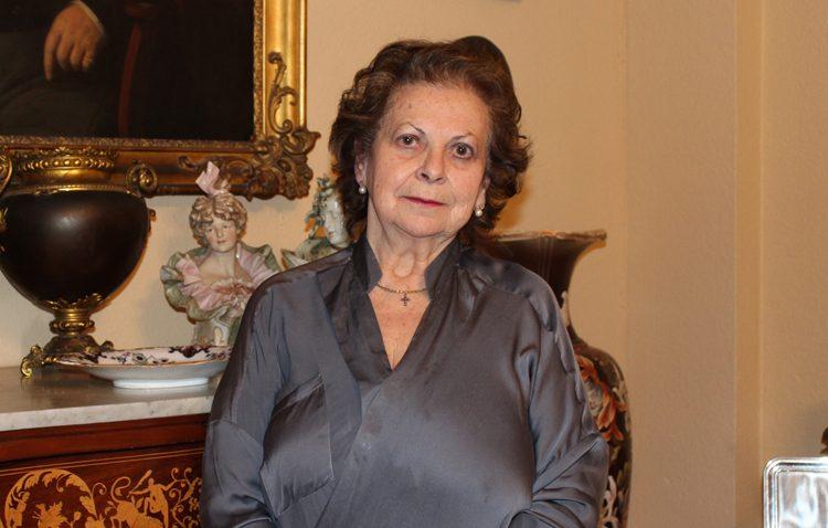 Fallece la utrerana María Luisa Peña Gutiérrez, camarera de la Virgen de Consolación