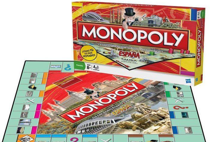 ¿Quieres que Utrera aparezca en el nuevo 'Monopoly España'?