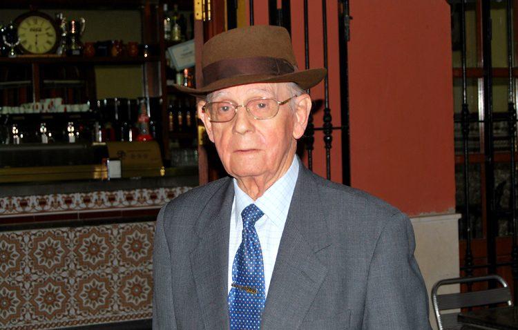 Fallece a los 94 años el popular «Paco el del Bosque»