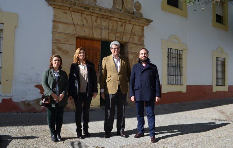 El PP reclamará en el Parlamento que la Junta cumpla en Utrera con la rehabilitación del antiguo cuartel de caballería