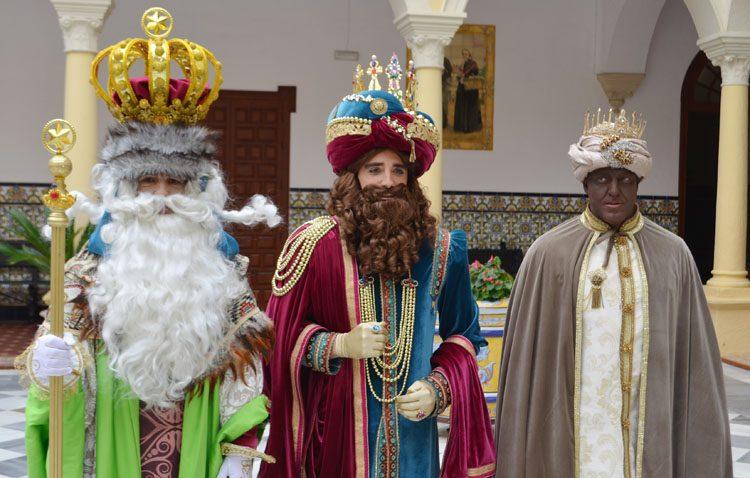 Sus Majestades de Oriente ya han llegado a Utrera