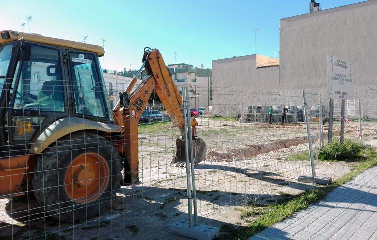 Comienza la construcción de la casa-hermandad de Rocío tras cinco años de espera