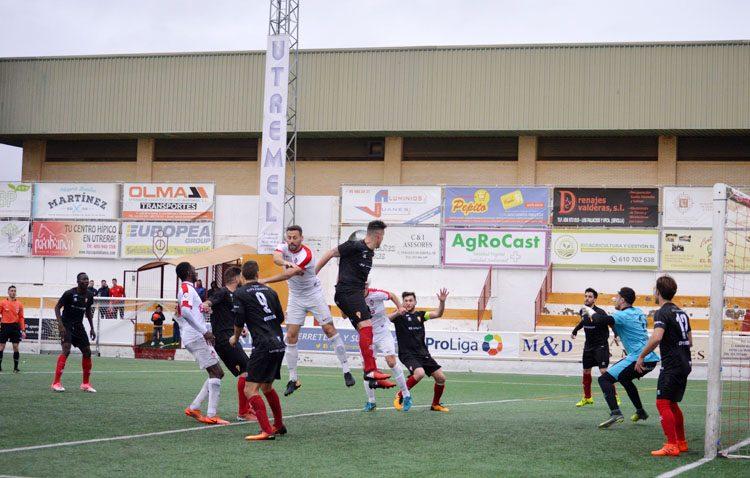 C.D.UTRERA 1 – 0 ALGECIRAS C.F.: El Utrera, un rival muy incómodo para los líderes de la competición