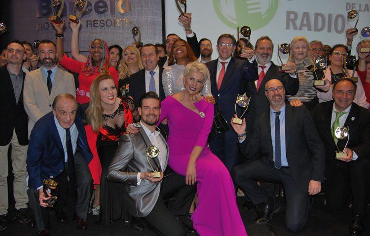 COPE Utrera, galardonada en los «Premios Día Mundial de la Radio 2018» (IMÁGENES)