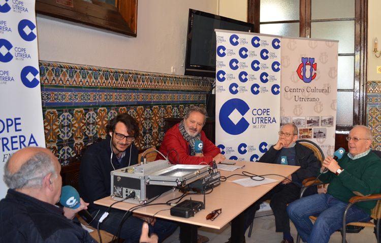 La Academia Española de la Radio premia a COPE Utrera (AUDIOS)