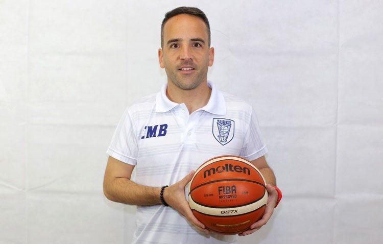 El utrerano Eloy Ramírez, nuevo entrenador asistente del Club Melilla de Baloncesto