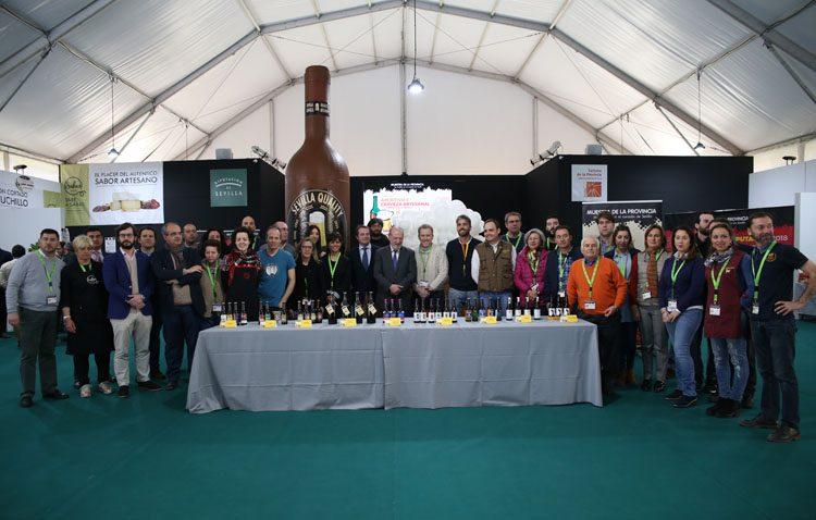 Dos empresas utreranas, presentes en la feria provincial del aperitivo y la cerveza artesanal