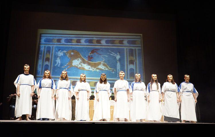 Un acercamiento al mundo clásico a través del teatro