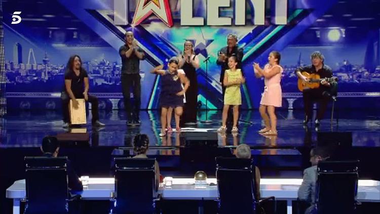 Pase de oro en «Got Talent» para una actuación flamenca con aroma utrerano (VÍDEO)