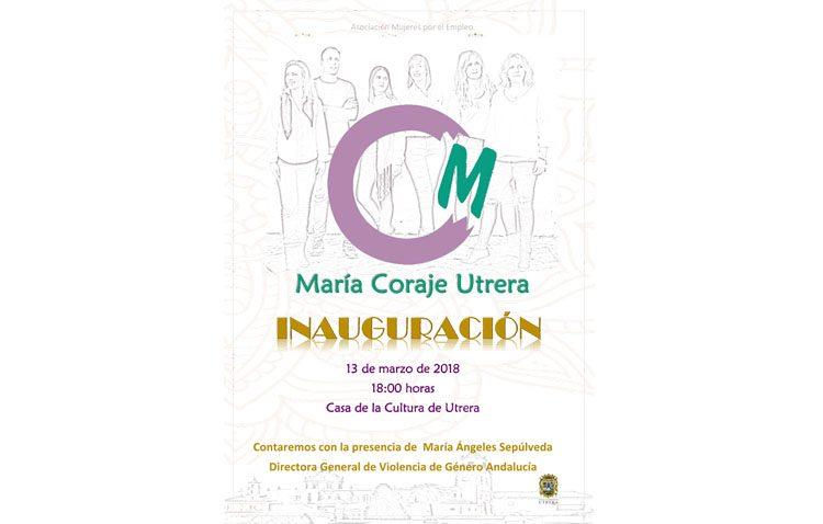 La asociación «María Coraje» se implanta en Utrera para trabajar «por la igualdad y los derechos de la mujer»