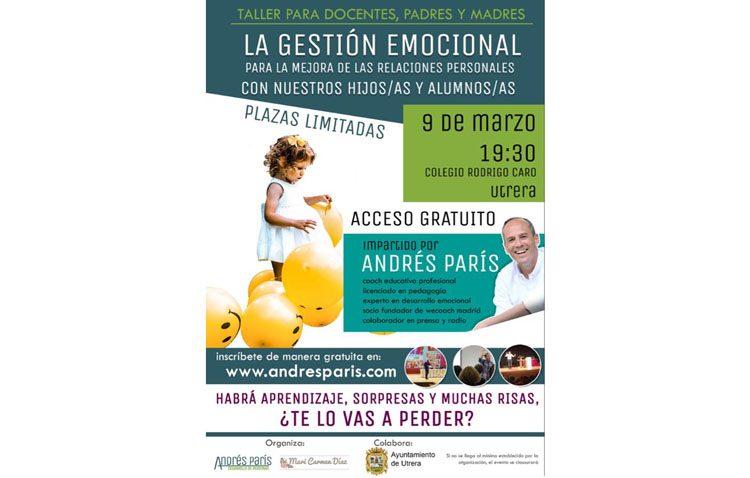 Un taller sobre gestión emocional para mejorar la relación con los alumnos y los hijos