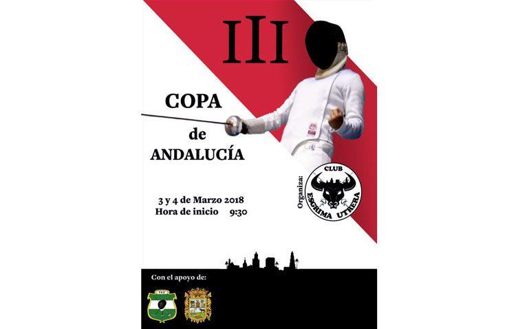 Utrera acogerá la III Copa de Andalucía de Esgrima
