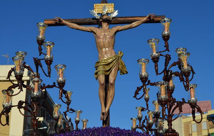 El Cristo del Perdón, el crucificado más antiguo de la Semana Santa de Utrera