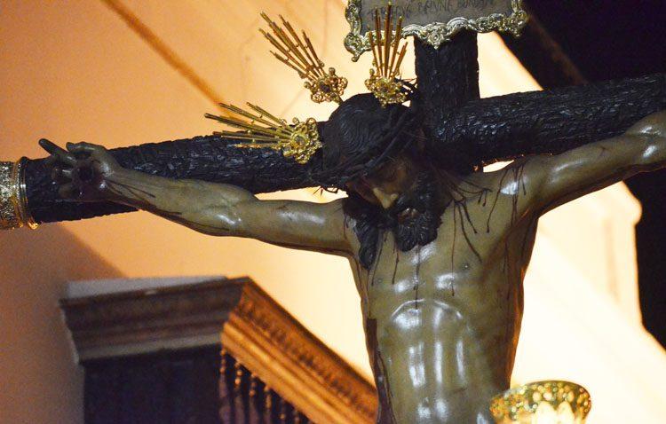 La banda de la Vera-Cruz acompañará al Cristo de la Buena Muerte durante los próximos cuatro años