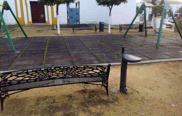 Podemos denuncia la «inacción, dejadez y falta de seguridad» en Guadalema de los Quintero