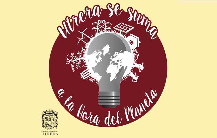 Varios monumentos de Utrera apagarán sus luces este sábado por «La hora del planeta»