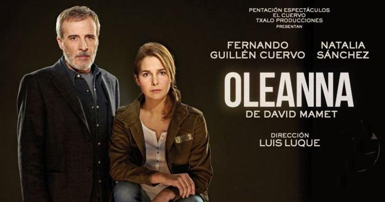 Cita con Fernando Guillén Cuervo y Natalia Sánchez en el teatro de Utrera
