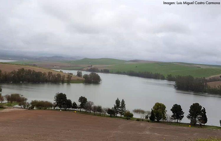 Desactivado el estado de preemergencia al desaparecer el peligro de inundaciones por el pantano Torre del Águila