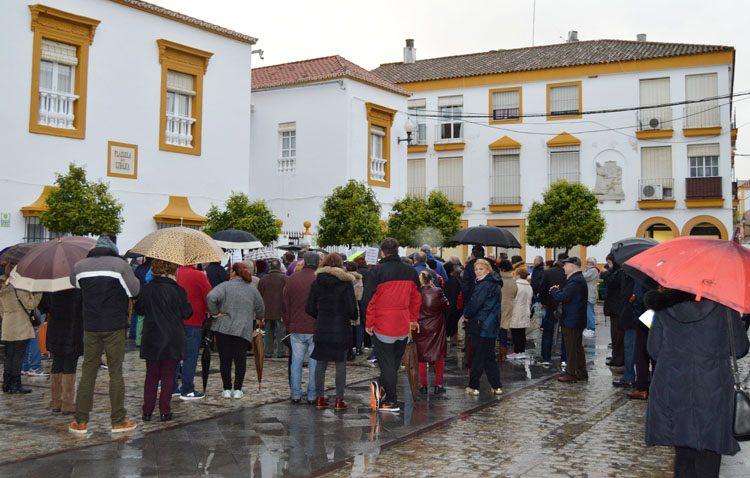 La plataforma en defensa de las pensiones pospone la concentración en Utrera para acudir este lunes a Sevilla