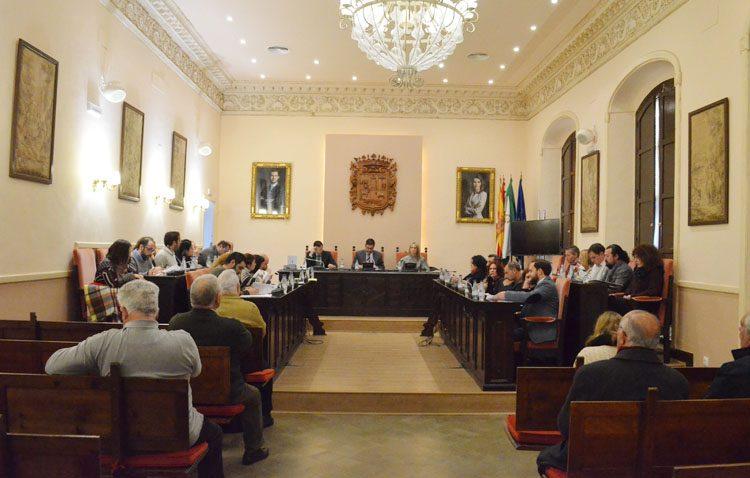 Las concejalas del PSOE, PA e IU abandonarán simbólicamente el pleno municipal de este jueves con motivo de la huelga feminista