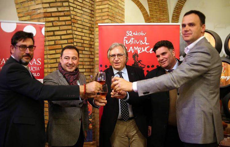 La ciudad de Utrera presenta su programación flamenca en Jerez de la Frontera