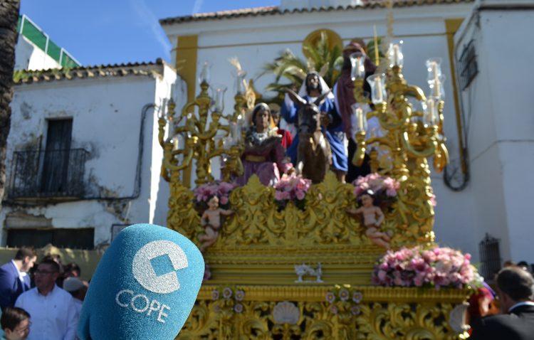 «El transistor cofrade» volverá a llevar en directo todos los sonidos de la Semana Santa en COPE Utrera (98.1 FM)
