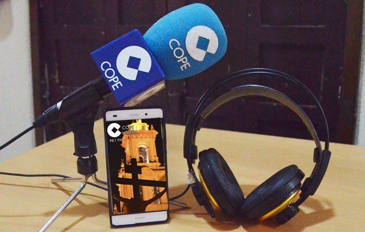 La Semana Santa, en directo, con el histórico «Transistor cofrade» de COPE Utrera (98.1 FM)