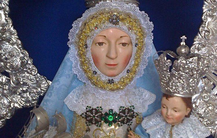 Una misa solemne recibe este domingo en Trajano a la Virgen de Consolación catalana