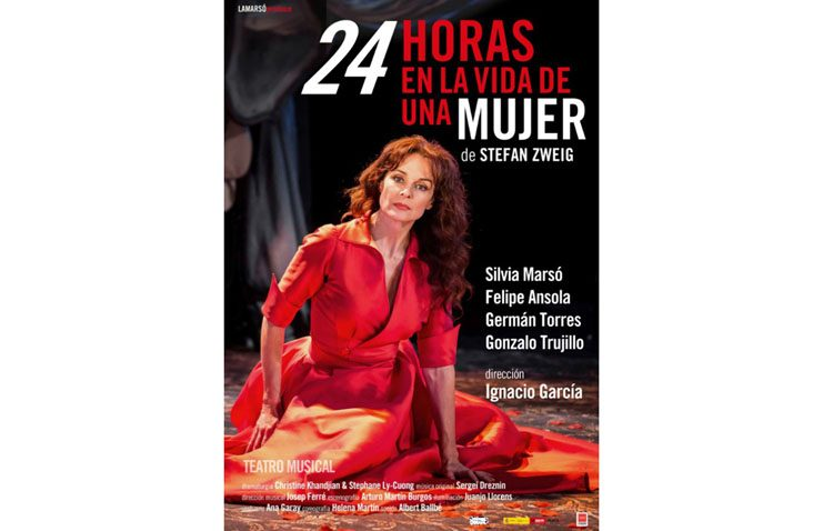 Noche de teatro musical en Utrera, de la mano de la actriz Silvia Marsó