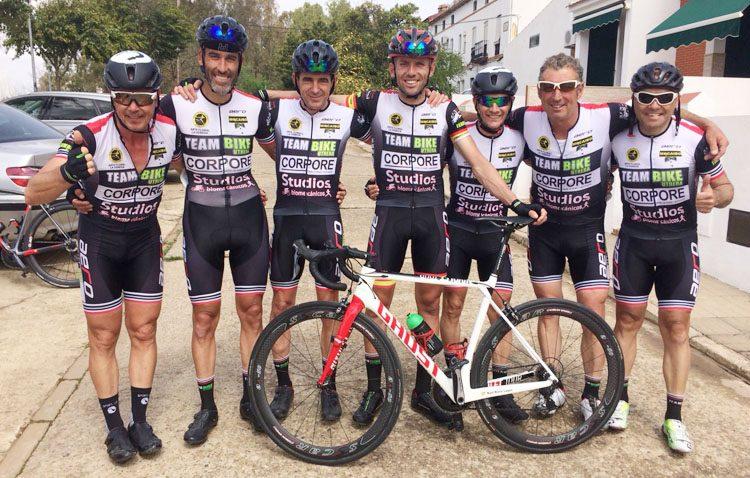 Buenas sensaciones del equipo Teambike Utrera en la «IV carrera de la Copa de España»