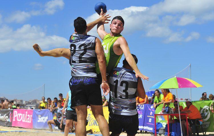 La ciudad de Utrera, de nuevo en el circuito Arena Handball Tour 2018