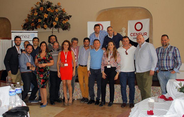 El encuentro empresarial de Censur rindió homenaje a Diego Gómez