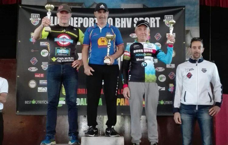 El ciclista Rafael Marín consigue el segundo puesto en la media maratón de Paterna